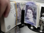 The Fed-BI-BoE Tahan Kebijakan, Poundsterling Jadi Korban