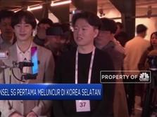 Ponsel 5G Pertama Meluncur di Korea Selatan