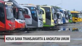 VIDEO: Kerjasama Tranjakarta & Angkutan Umum