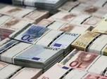 Euro Menguat <i>Sih</i>, tapi Dibebani Spekulasi Stimulus ECB