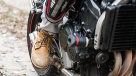 Pentingnya Sepatu Bot untuk Pengendara Motor