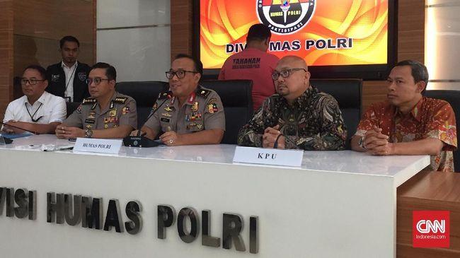 Polisi Sebut Pembuat 'Hoaks Server KPU' Dosen di Solo