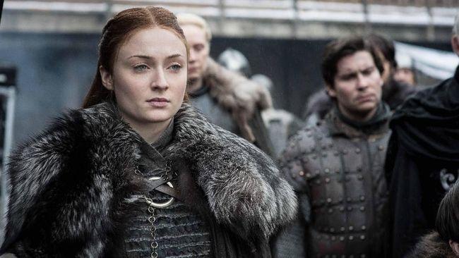 'Sansa Stark' Nilai Petisi Tak Hormati Kru 'Game of Thrones'