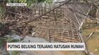VIDEO: Puting Beliung Terjang Ratusan Rumah
