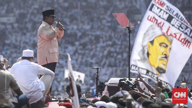 BPN Jelaskan Penggunaan Kata 'Bajingan' oleh Prabowo