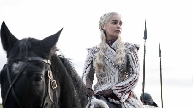 Daftar Pemenang Merchandise Kuis 'Game of Thrones'