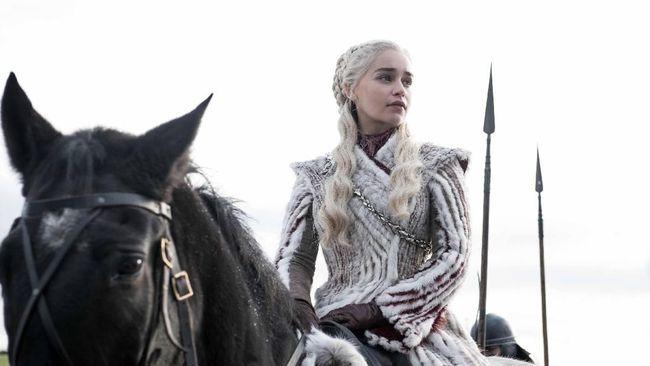 Perjalanan Panjang Menuju 'Game of Thrones' Musim 8