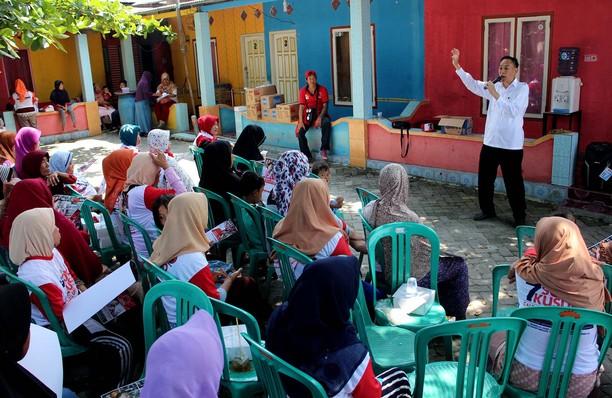 Jaring Aspirasi Masyarakat di Kepulauan Seribu
