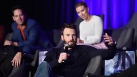 Captain America Geregetan Buru Thanos di Cuplikan 'Endgame'