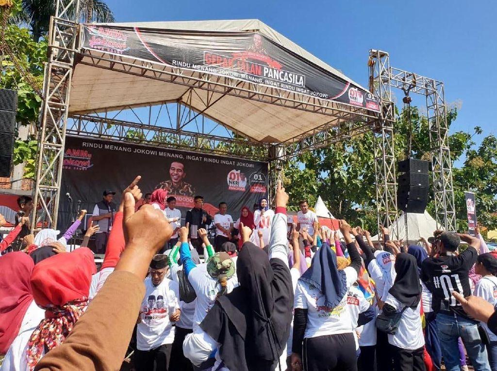 Keberhasilan kolaborasi tim Alpha dalam menggalang pemilih Muhammadiyah menunjukkan hasil signifikan dan optimis Jokowi-Ma'ruf Amin dan berharap menang mutlak di Jawa Barat. Foto: dok. Tim Alpha