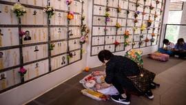 FOTO: Festival Ching Ming untuk Mengingat Leluhur di China