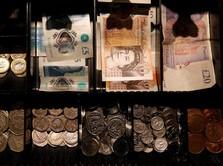 Data Tenaga Kerja Inggris akan Tentukan Nasib Pound
