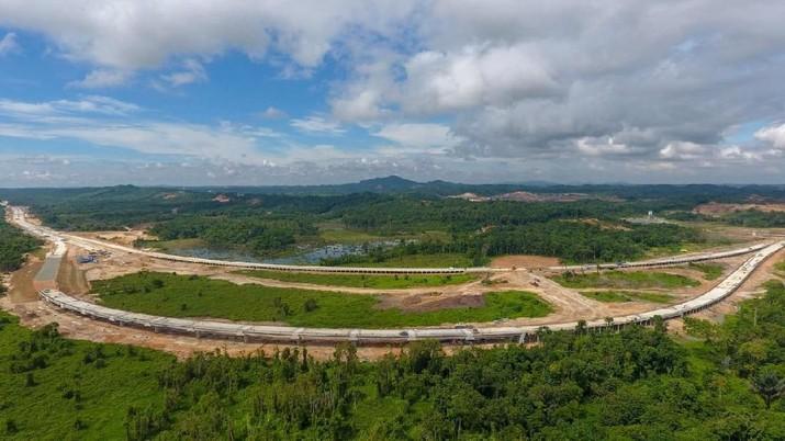 Tanah Kalimantan 'Digoreng', Beli Rp15 Ribu Jual Rp122 Ribu