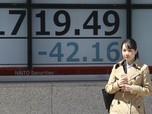 Bursa Jepang Jatuh Gara-gara Perang Dagang AS-China