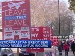 Ketidakpastian Brexit Beri Risiko Resesi Untuk Inggris