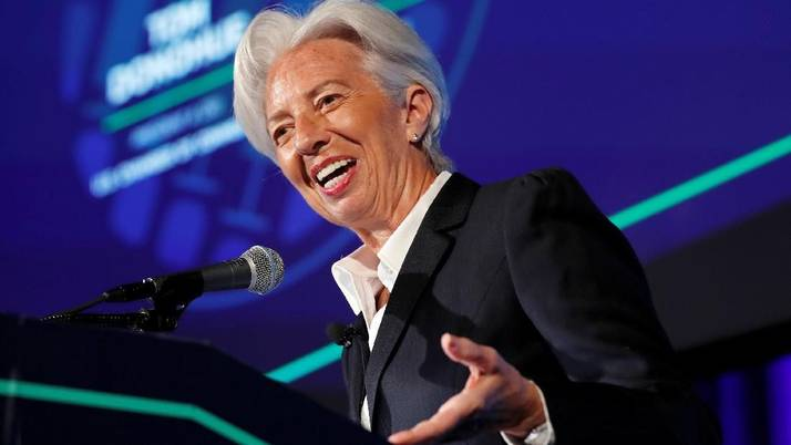 Efektif 12 September, Christine Lagarde Resmi Mundur dari IMF