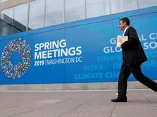 IMF Ramal Ekonomi RI Tumbuh 5,2% Saat Global Turun Tajam