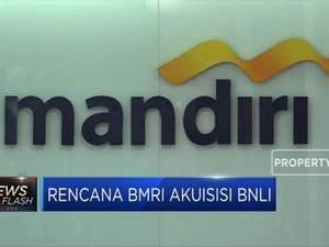 BMRI akan Umumkan Hasil Akuisisi BNLI Bulan Ini