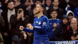 Suporter West Ham Bernyanyi: Eden Hazard, Dia Akan ke Madrid