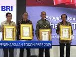 Penghargaan Tokoh Pers 2019