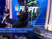 Crown Group Siapkan Bisnis Baru di 3 Negara