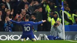 Membayangkan Gocekan Eden Hazard di Real Madrid