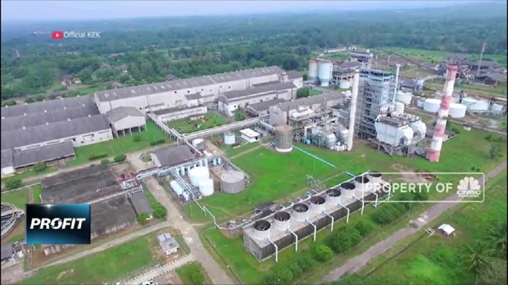 Kemenperin Targetkan 18 Kawasan Industri Luar Jawa (CNBC Indonesia Tv)