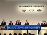 Petinggi Nissan Minta Maaf Terkait Skandal Keuangan