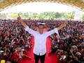 Charta Politika: Prabowo Kalahkan Jokowi di DKI dan Banten