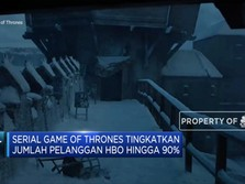 Game of Thrones Dongkrak Pelanggan HBO Hingga 91%