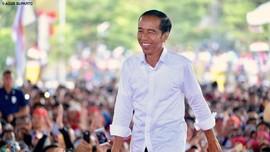 Jokowi 'Lumat' Suara Prabowo di Kampung Halaman Ahok
