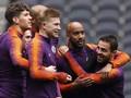 Lawan Tottenham di Liga Champions, City Alergi Tim Inggris