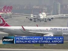 Bandara Ataturk Istanbul Resmi Setop Beroperasi