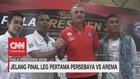 VIDEO: Final Leg I Piala Presiden Digelar di Gelora Bung Tomo