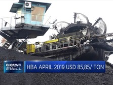ESDM Rilis HBA April 2019 USD 88,85/Ton