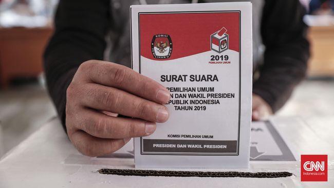 Bangsa Indonesia Sambut Gelaran Pemilu 2019 Hari Ini