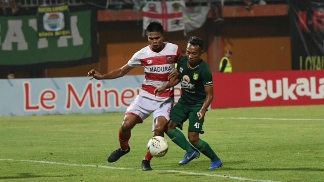 Live Streaming Madura United vs Persebaya di Piala Indonesia