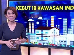 Ini Dia 18 Kawasan Industri Baru di Luar Jawa