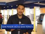 Bank Mandiri Mulai Negosiasi Harga Bank Permata