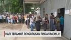 VIDEO: Hari Terakhir Pengurusan Pindah Pemilih