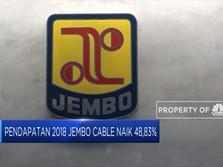 Pendapatan 2018 Jembo Cable Naik 48,83%