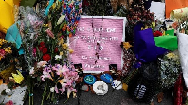 Parlemen Selandia Baru menyetujui rancangan undang-undang pembatasan senjata api yang diajukan Perdana Menteri Jacinda Ardern, sebagai reaksi atas teror penembakan. (REUTERS/Edgar Su)