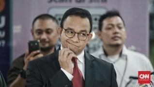 Ingin Kelola Kolong Tol, Anies Tunggu Menteri PUPR