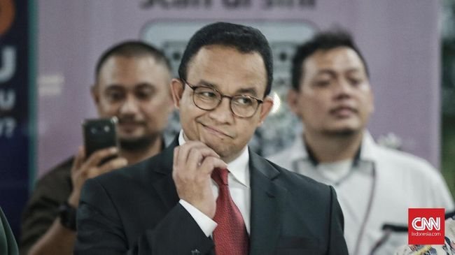 Soal Wagub DKI, Anies Tunggu DPRD yang Lagi Cemas Hasil Pileg