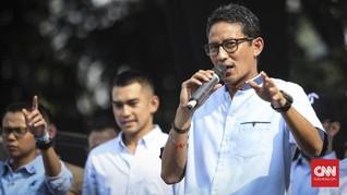Sandi Klaim Yusuf Mansur Sudah Jelaskan Alasan Dukung Jokowi