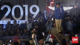 Fadli Zon: Sandi Diminta Istirahat atau Tidur oleh Prabowo