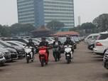 Intip Kegesitan Motor Listrik Gesits di Jalanan Jakarta