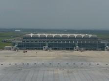 1 Juli, Penerbangan Jet Bandara Husein Pindah ke Kertajati