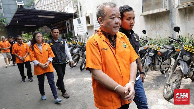 Eks Exco PSSI Johar Lin Eng dan Mbah Putih Segera Disidang