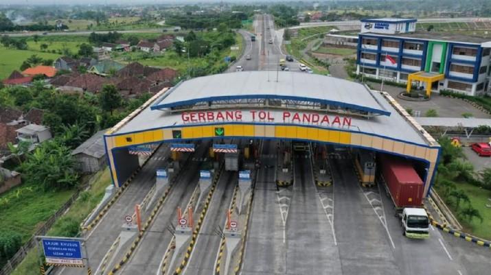 Seperti Ini Penampakan Panjangnya Jalan Tol Pandaan-Malang
